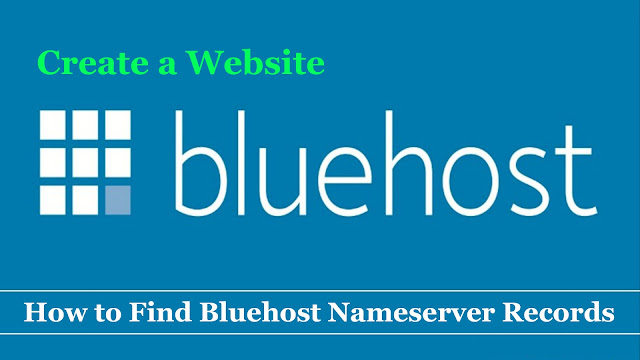 How to find Bluehost Nameserver Records from Hosting panel | To Change Domain Name server