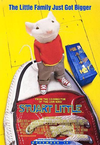 Stuart Little (1999) Hindi BluRay 1080p 720p & 480p Dual Audio [Hindi (ORG 2.0) & English]   Full Movie