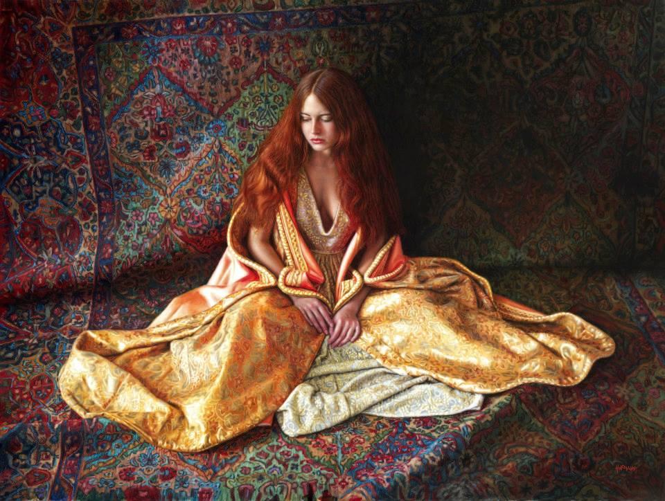 Douglas Hofmann magic carpet ride