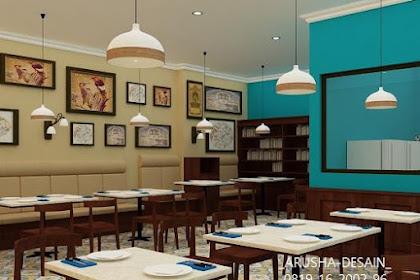 Jasa Desain Restoran Cafe Harga Murah Hasil Cepat