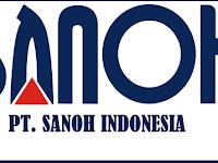 Info Lowongan Kerja Cikarang Pabrik PT SANOH INDONESIA Kawasan Hyundai