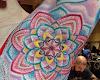 The Colourful Mandalas Of Brian Geckle