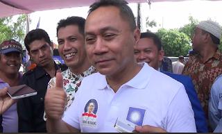 Kisah Ketua MPR Zulkifli Hasan Menyantap Nasi Megono Khas Pekalongan