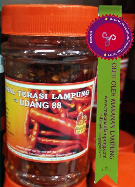 sambal lampung