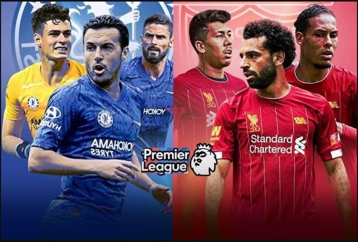 مباراة ليفربول وتشيلسي بتاريخ 22-07-2020 الدوري الانجليزي