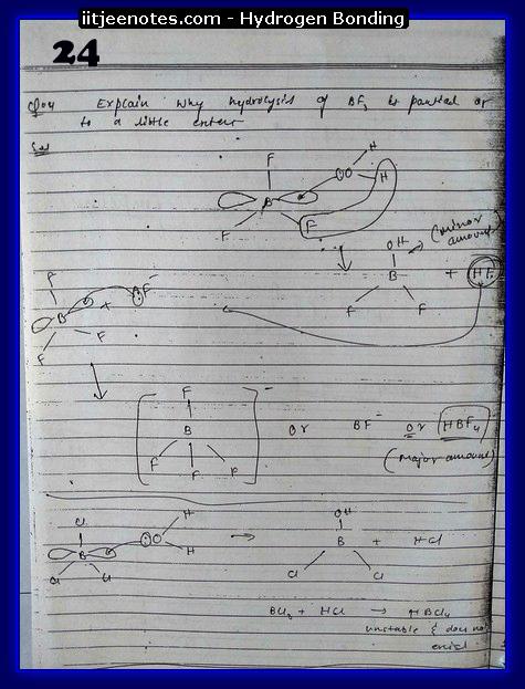 Hydrogen Bonding Notes10