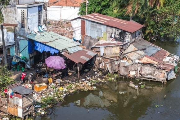 Việt Nam: Khi nước 'quá ít, quá nhiều và quá bẩn' 3