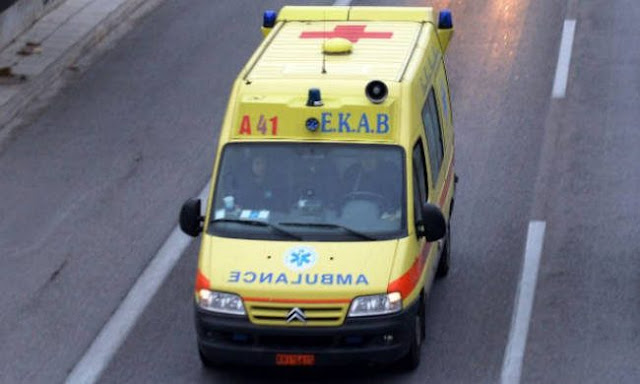 Τραγωδία στον Άγιο Νικόλαο – Έπεσε από το μηχανάκι και του καρφώθηκε σίδερο στον πνεύμονα