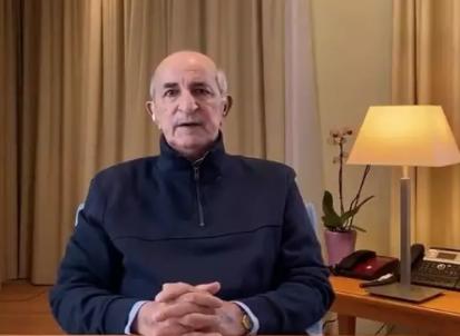 جلالة الملك يدعو بالشفاء العاجل للرئيس الجزائري