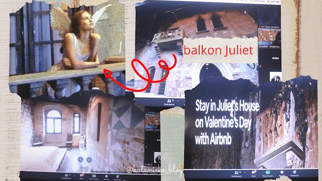 Rumah Juliet virtual tour