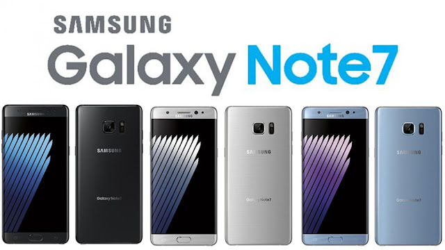 SAMSUNG GALAXY NOTE 7 SMARTPHONE FULL SPECIFICATIONS