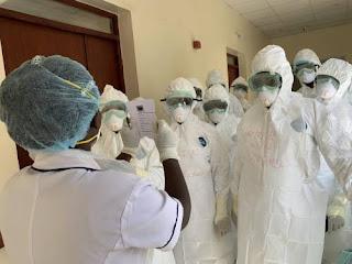 Doctors And Nurse Held Hostage By Coronavirus Patients In Kano