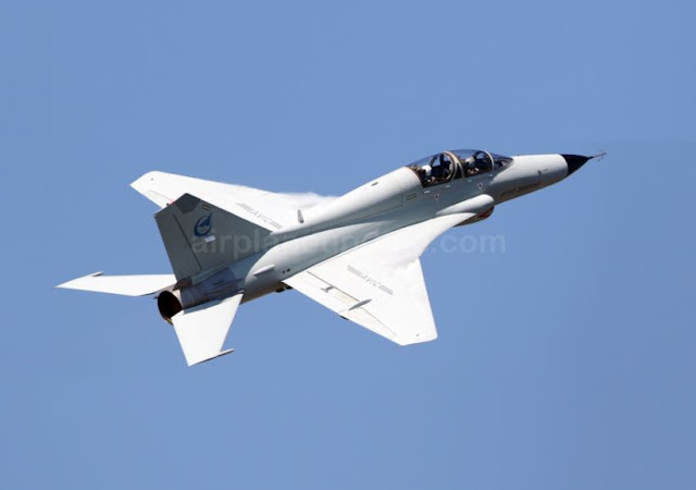 FTC-2000G jet trainer