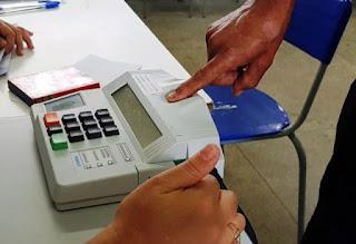 Eleitores de Barra da Estiva, Ibicoara e Iramaia