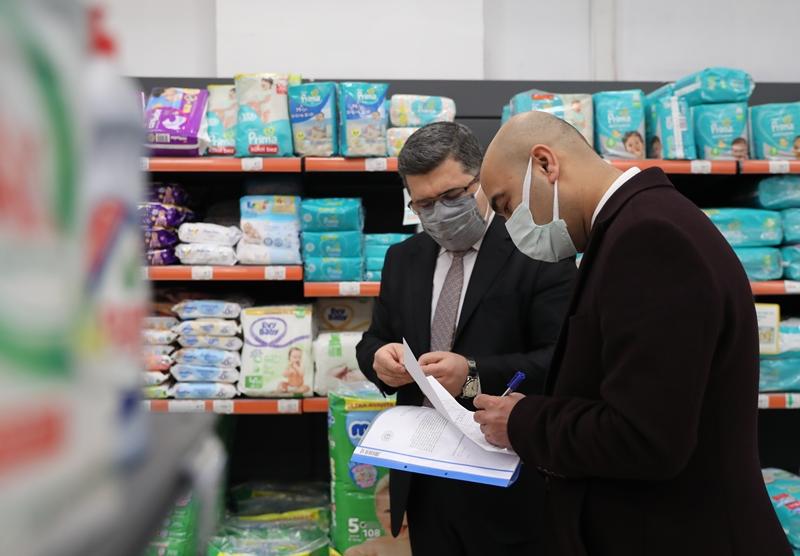 Ticaret Bakanlığından 81 İlde Fahiş Fiyat Denetimleri