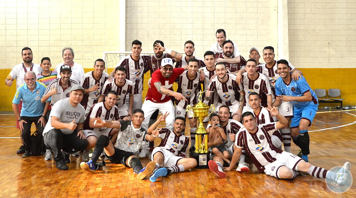 Jupa Futsal da Penha é campeão da Copa Mawill Conde 2019