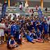 Entrega de trofeos del VI Handball Cup Toledo