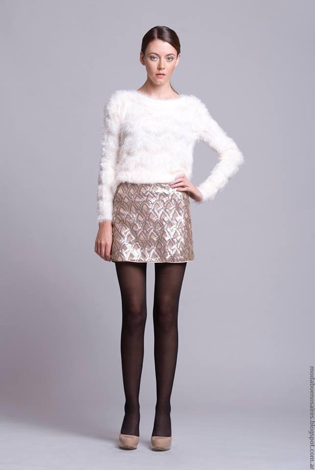 Sweaters invierno 2016 moda invierno 2016 Dominga Dominó. Moda invierno 2016.