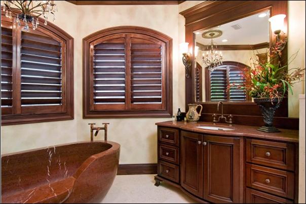 Tuscan Bathroom Design Ideas | Exotic House Interior Designs