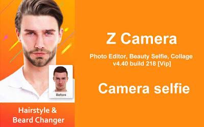Z Camera - Photo Editor, Beauty Selfie, Collage v4.40 build 218