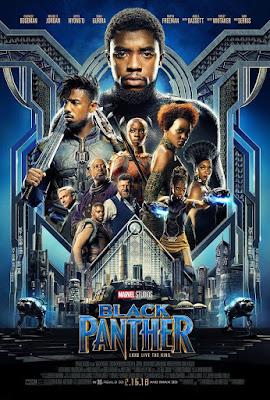Nos vamos al cine, cartelera, cine, película, black panther, superhéroes, marvel,