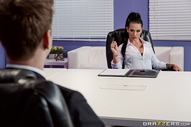 Big Tits At Work – Katrina Jade Lost My Cockcentration