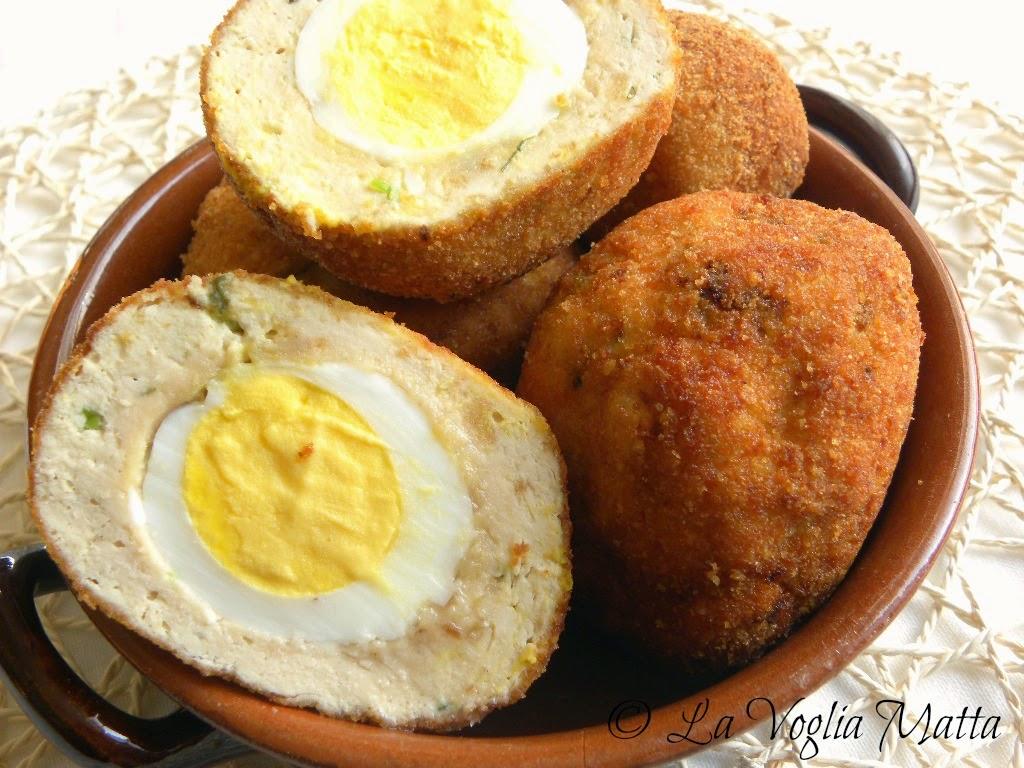 uova in scrigno aromatico