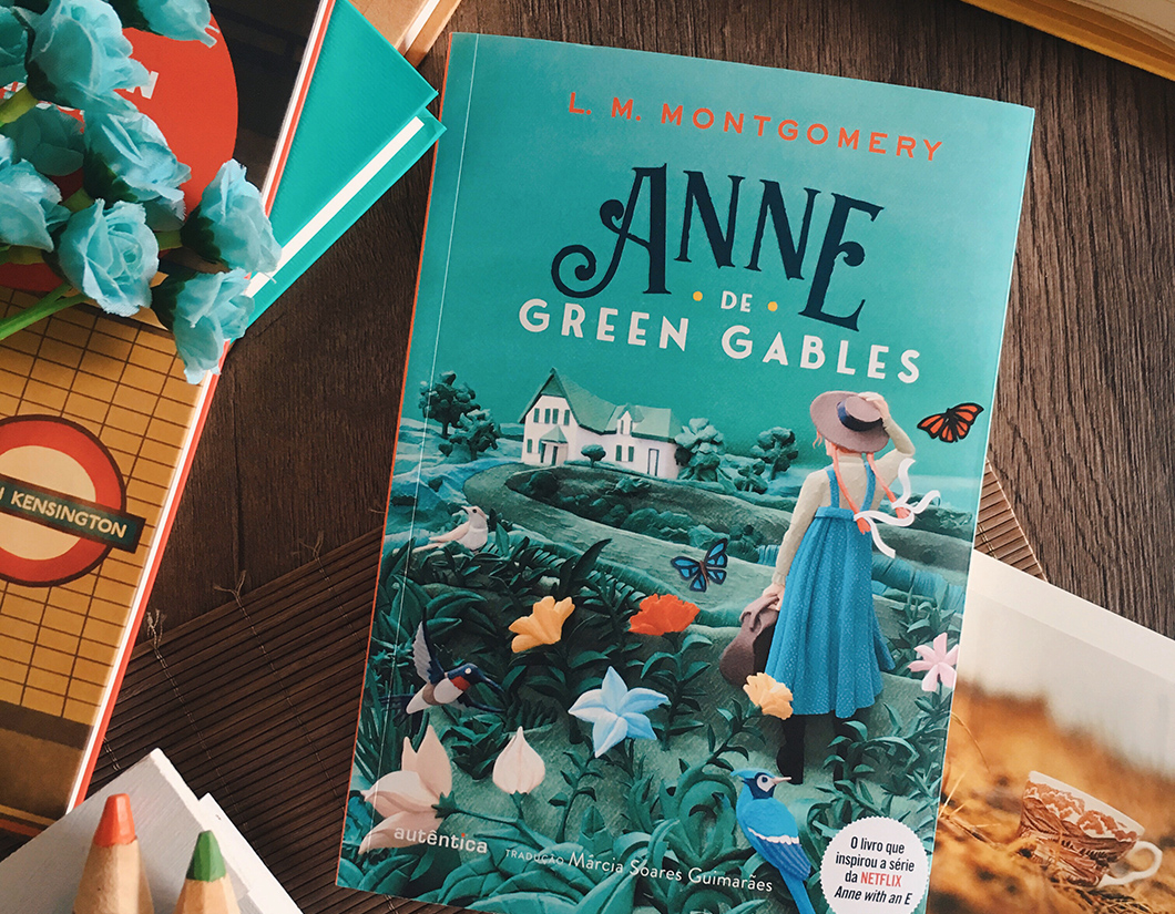 Anne de Green Gables: clássico que originou a série Anne With an