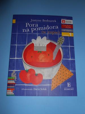 Egmont- Pora na pomidora (w zupie)