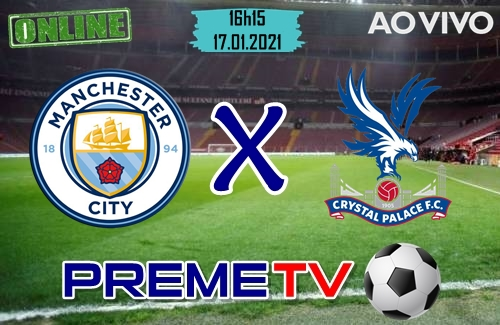 Manchester City x Crystal Palace