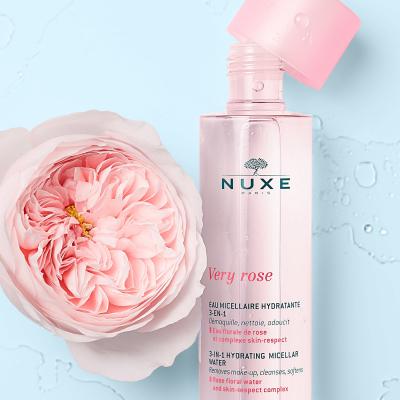 NUXE'ün Yeni Serisi Very Rose ile Tanışın