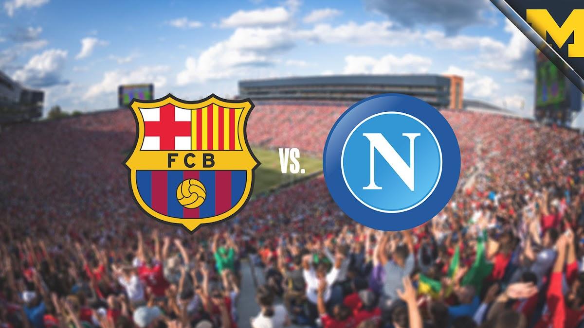 مشاهدة برشلونة و نابولي 10-08-2019 مباراة ودية