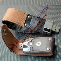 Flashdisk Kulit Police - FDLT24