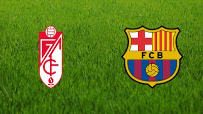 مباراة برشلونة وغرناطة كورة توداي مباشر 9-1-2021 والقنوات الناقلة في الدوري الإسباني