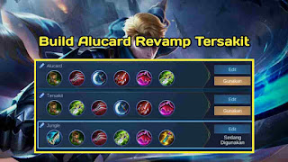 Build Alucard Revamp hurts