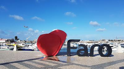 Scritta di Faro