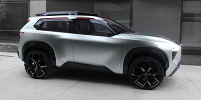 Autonomous SUV