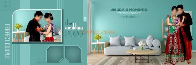 New 2020 12x36 Wedding Album DM Vol 16