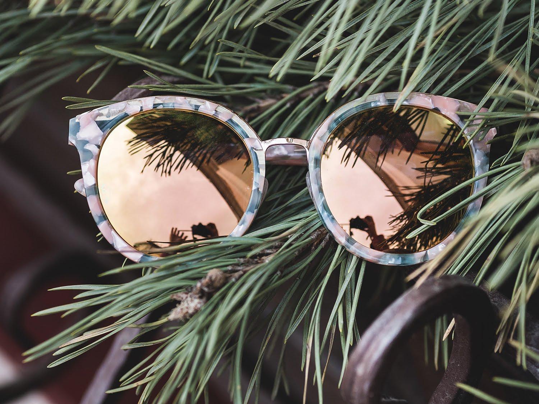 купить солнцезащитные очки корейского бренда Carin с доставкой цена дешево минск москва россия