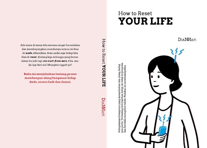 Proses Kreatif Penulisan Buku How To Reset Your Life