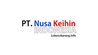 Operator Produksi PT. Nusa Keihin Indonesia Kawasan Industri MM2100