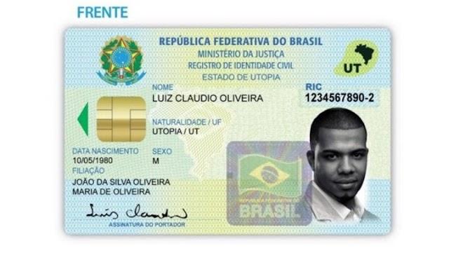 Documento único de identificação para brasileiros é aprovado na Câmara