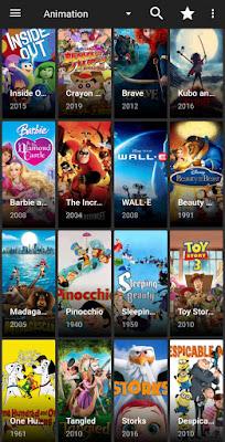تحميل تطبيق CyberFlix TV لمشاهدة احدث الافلام مجانا بجودة عالية