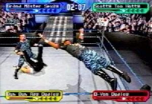 Download WWF Smackdown 2 Know Your Role Highly Compressed Game For PC
