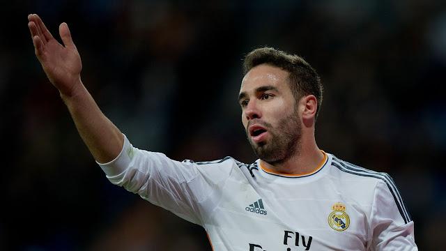Real Madrid defender Dani Carvajal to miss Euro 2016