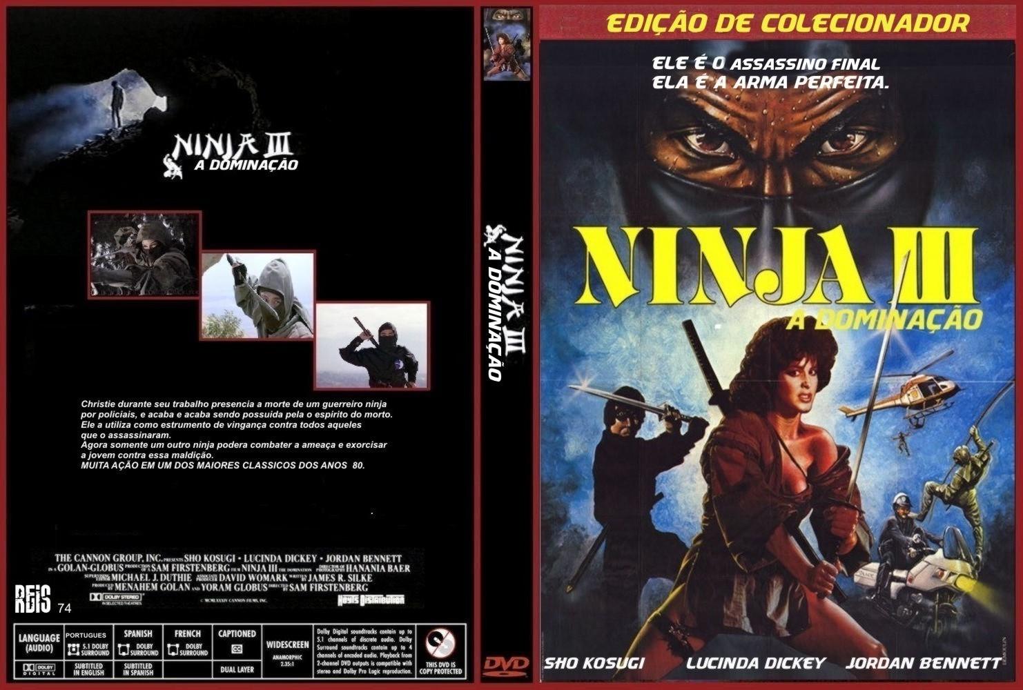 Ninja 3 the domination fan