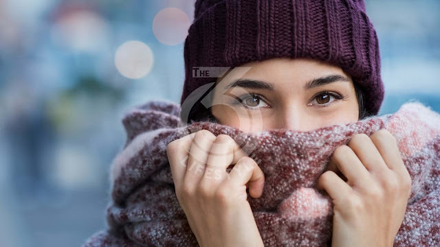 Sensitive skin: Gentle gestures to protect your face from cold