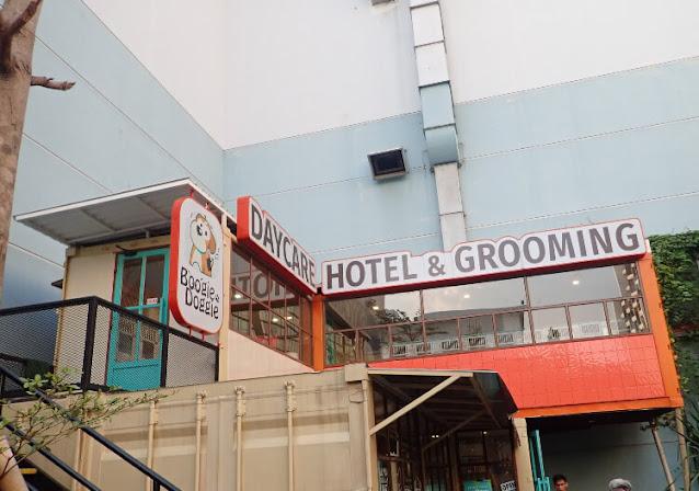 hotel grooming mall kelapa gading