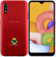 Samsung A01 SM-A015T1 Combination FirmwareStockromFlashfile Download