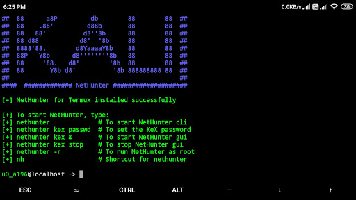 How to install kali-Linux on android phone without root